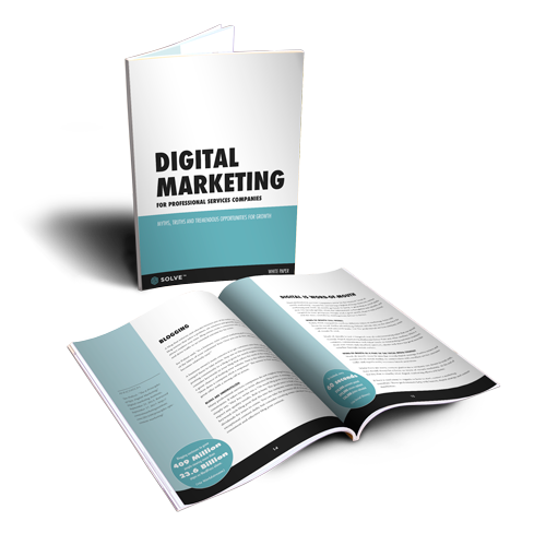 Digital Marketing white paper by Solve
