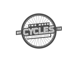 Two Moon Cycles logo
